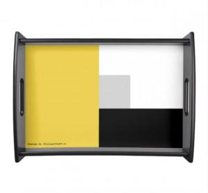Dienblad Colourblock
