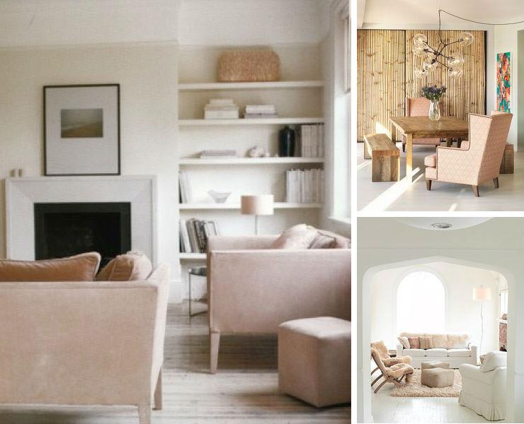 Woonkamer Aardetinten ~ Referenties op Huis Ontwerp, Interieur ...