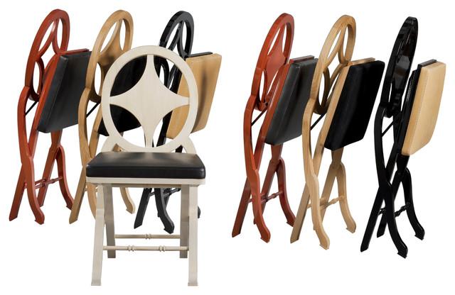 design eetkamrstoel / klapstoel