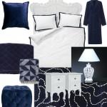 Blue velvet: donkerblauw fluweel brengt luxe sfeer