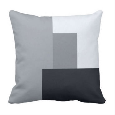 Fifty Shades of Grey Colourblock Pillow