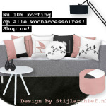 Zomer Sale: 10% korting op woonaccessoires