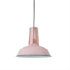 licht roze lamp