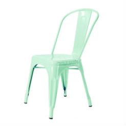 pastel stoel