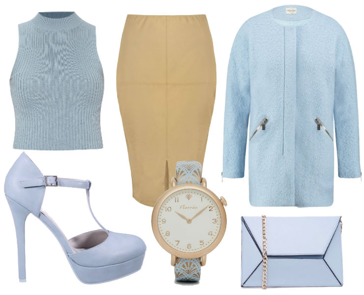 Fashiontrend winter 2015 Pastels 2