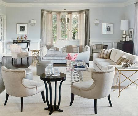 celebrity home styles