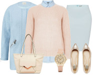 fashiontrend winter 2015 Pastels 1